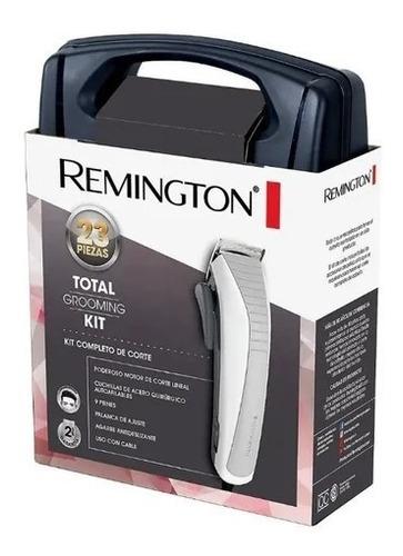 Cortadora De Cabello Remington Hc 4050 Kit Con 23 Piezas