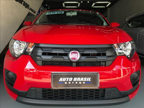 Fiat Mobi Mobi Like - Estado De Zero Km