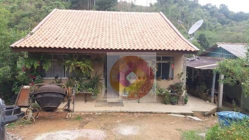 Chácara Com 3 Dormitórios À Venda, 12300 M² Por R$ 350.000,00 - Avencal - Mandirituba/pr - Ch0008