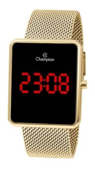Relógio Champion Digital Led Feminino Ch40080j