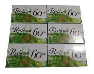 Orlistat Redicres X6cajas - Unidad a $939