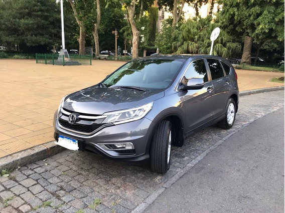 Honda Crv 2.4 At Lx 4x2 2017