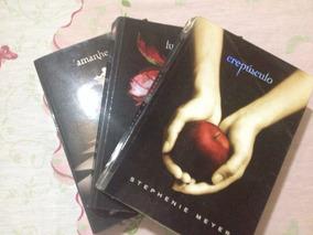 Livros Crepúsculo + Lua Nova + Amanhecer