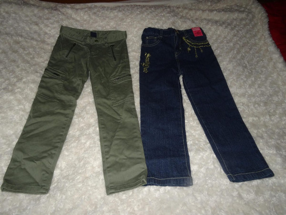Pantalon Gapkids Y Pantalon South Pole Talla 5
