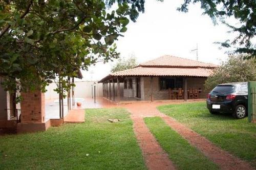 Casa Residencial À Venda, Jardim São Gabriel, Jardinópolis. - Ca0865