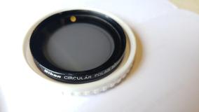 Filtro Nikon 52mm Polarizador Circular - Circular Polarizer