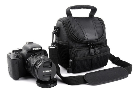 Bolsa Case Câmera Fotográfica Profissional Impermeável R 857