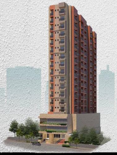 Apartamento, 1 Dorms Com 40 M² - Boqueirão - Praia Grande - Ref.: Mgq436 - Mgq436