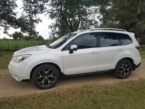 Subaru Forester 2.0 Año 2015