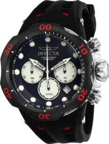 Relógio Invicta Venom Chronograph 22349 Importado E Original