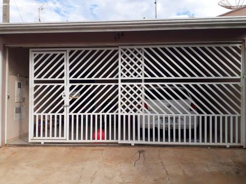 Imagem 1 de 11 de Casa Para Venda Em Tatuí, Jardim Planalto, 2 Dormitórios, 1 Suíte, 2 Vagas - 560_1-1415238