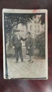 Antigua Foto Postal Valparaíso Parque Italia 1929 (72-1
