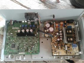 Placa De Fonte E Principal Do Som Samsung Mx-fs8000/zd
