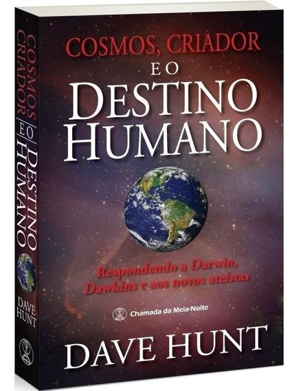 Livro Cosmos, Criador E O Destino Humano