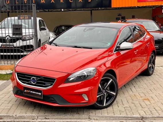Volvo V40 2.0 T5 R Design Turbo 4p Aut