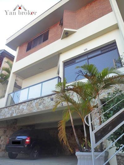 Casa Em Condomínio Para Venda Em São Paulo, Barro Branco (zona Norte), 3 Dormitórios, 3 Suítes, 5 Banheiros, 4 Vagas - 70697
