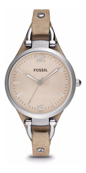 Reloj Fossil Es2830 Georgia Para Mujer