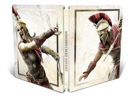Assassins Creed Odyssey Steelbook - Novo