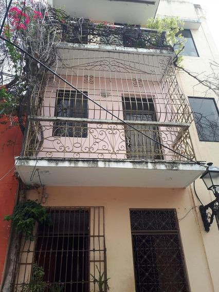 Apartamento Amueblado De 2 Habitaciones Zona Colonial