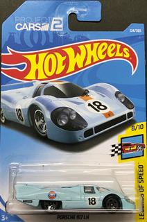 Hotwheels Porsche 917 Lh #124 2018 Project Cars 2