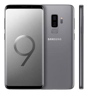 Smartphone Samsung Galaxy S9 Plus G9650 128gb Vitrine