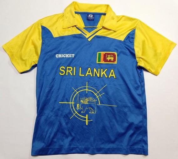 Camiseta Cricket Sri Lanka Talle Xs