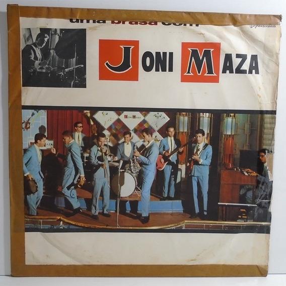Joni Maza 1966 Uma Braza Com Joni Maza Lp Ver Descrição