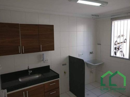 Apartamento À Venda, 43 M² Por R$ 180.000,00 - Jardim Nova Europa - Campinas/sp - Ap1856