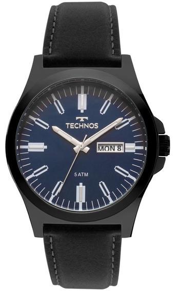 Relógio Technos Masculino Classic 2305ba/2a Azul Analogico