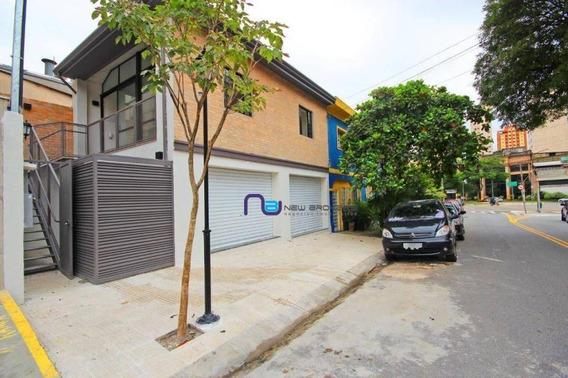 Galpão À Venda, 120 M² Por R$ 1.260.000 - Perdizes - São Paulo/sp - Ga0769
