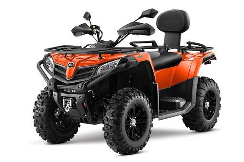 Quadriciclos Cfmoto Cforce 520l Automático 4x4