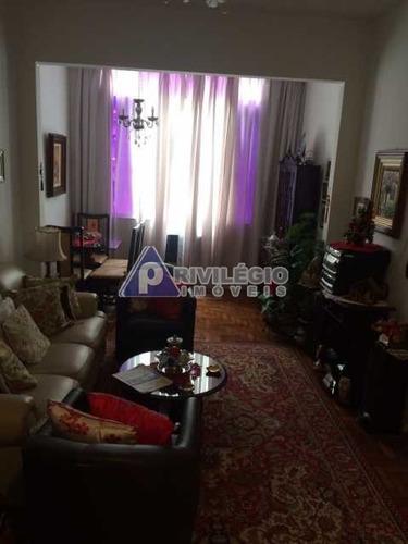 Apartamento À Venda, 2 Quartos, Copacabana - Rio De Janeiro/rj - 16502