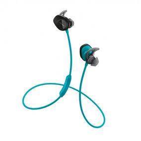 Fone De Ouvido Bose Soundsport Azul Wireless Bluetooth