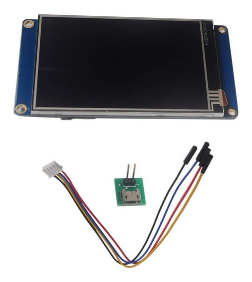 Tela Tft Lcd Nextion 3.5 480x320 Touch