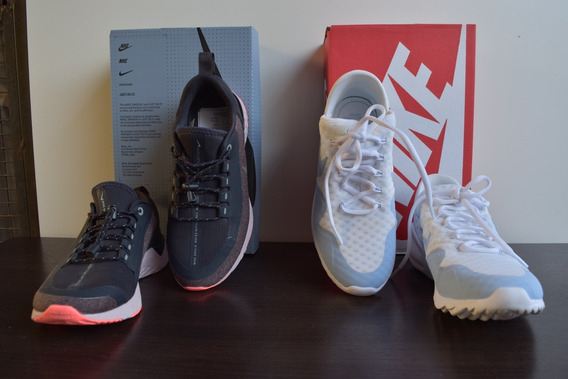 2 Pares Zapatillas Mujer Nike Originales