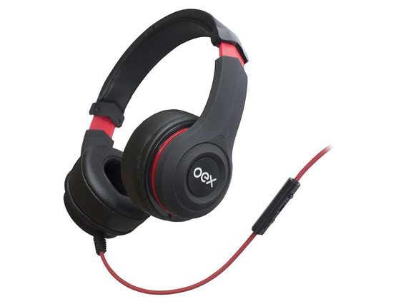 Fone De Ouvido Headset Smooth Hs204 - Oex