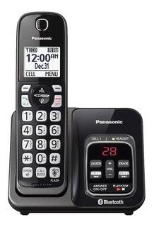 Teléfono Inalámbrico Bluetooth Panasonic Kxtg3760m
