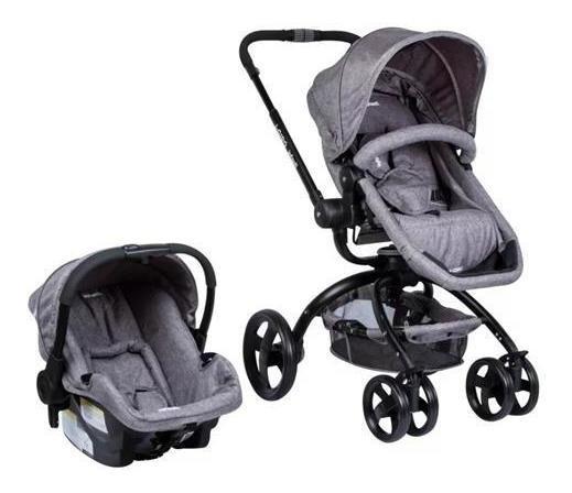 Cochecito Para Bebe Infanti Con Huevito Y Moises Gira 360