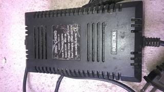 Cargador Para Carritos Electricos