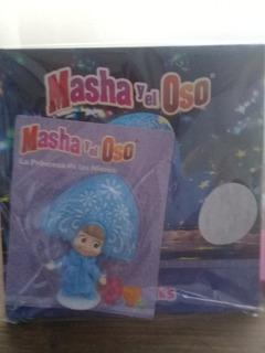 Masha Y El Oso Numero 5 La Princesa De Las Nieves