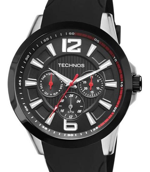 Relógio Technos Masculino Multifunção 6p29ahc/8p