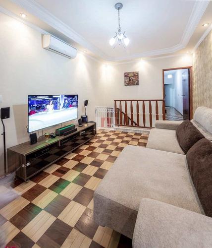 Casa Com 3 Dorms, Jardim Regina, São Paulo - R$ 690 Mil, Cod: 1222 - V1222