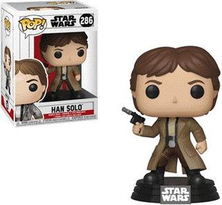 Funko Pop 286 Han Solo Star Wars Original