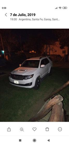 Toyota Sw4 3.0 Srv Cuero I 171cv 4x4 4at 2012
