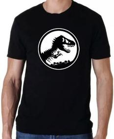 Camiseta Infantil Estampada Jurassik Park