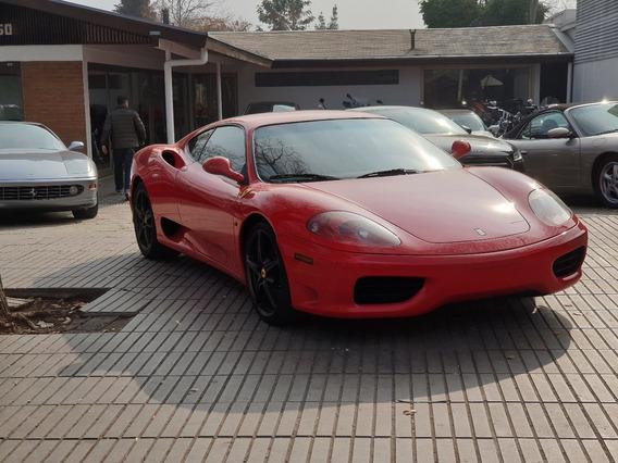 Ferrari 360 Modena Coupe 2000