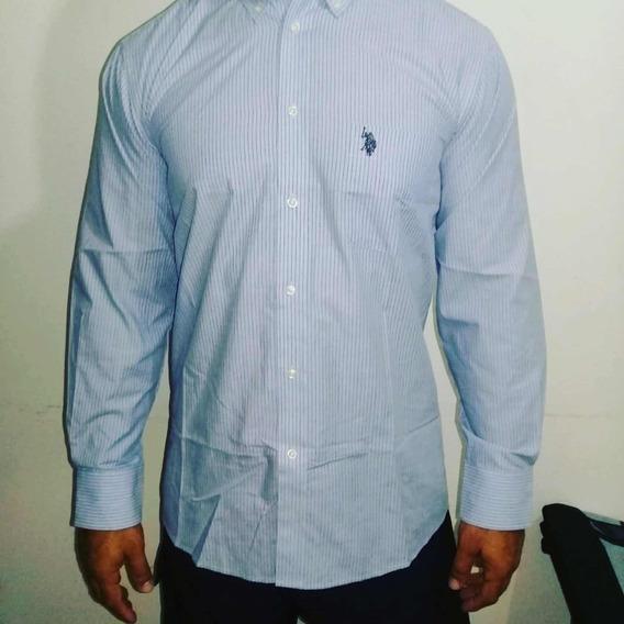 Camisa Social Polo Ralph Loren