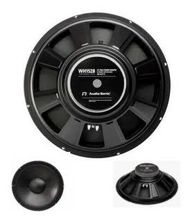 Woofer Audiosonic Parlante 15p Ala De Tela 300 Watts 150 Rms