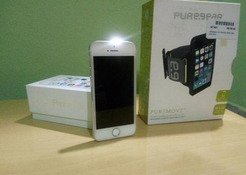 Imagem 1 de 4 de iPhone 5s - Semi Novo