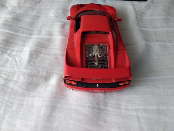 Ferrari F 50 Maisto Original Em Bom Estado Escala 1/18